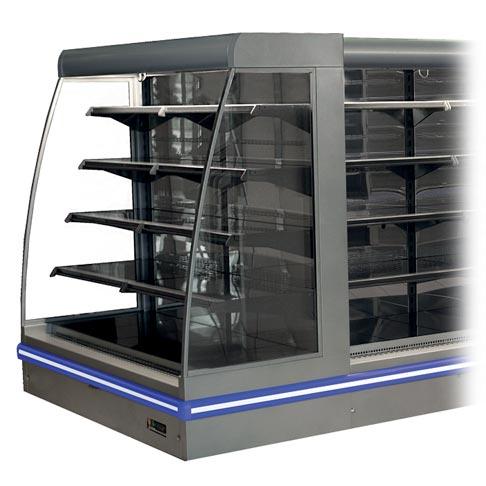 elba multi deck refrigerated display