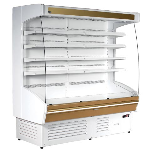 martini multi deck refrigerated display cabinet