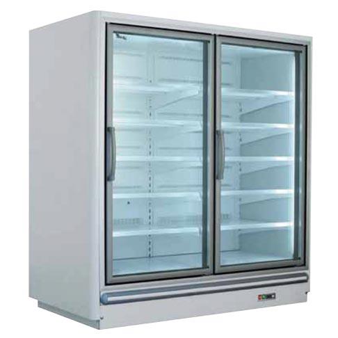 oslo display freezer