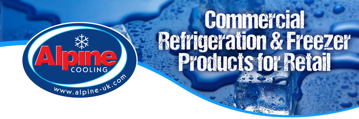 alpine uk - commeriial refrigeration cabinets and food display counters for retail